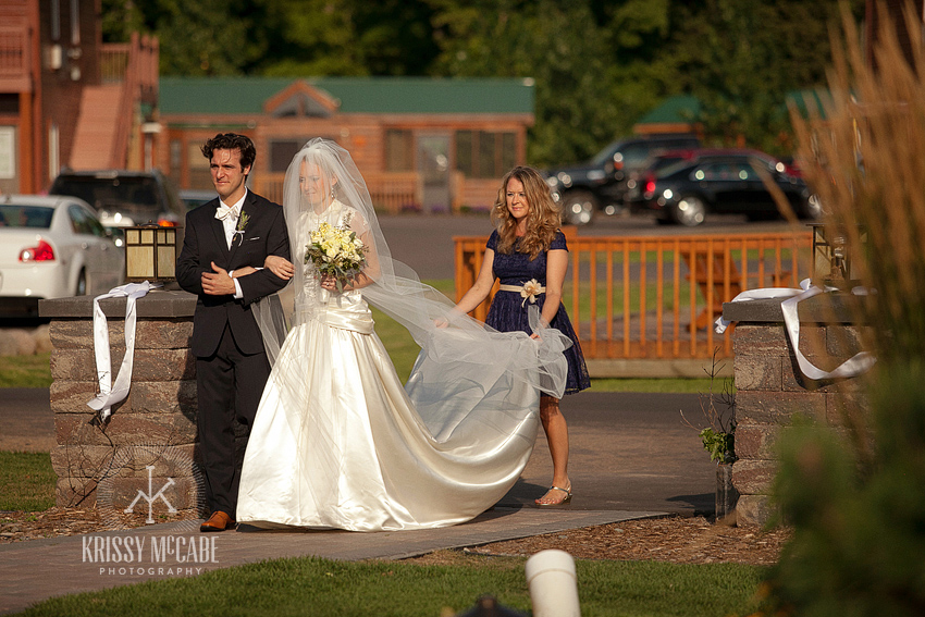 Appledoorn's resort wedding