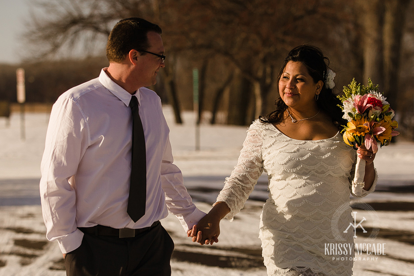 Minnesota Elopement and Courthouse wedding