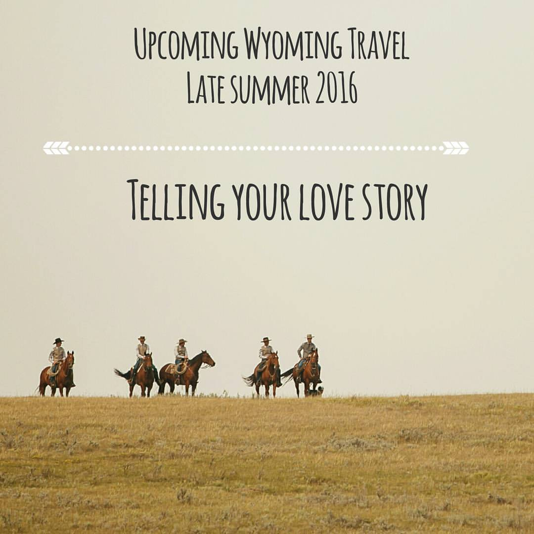 Up-Coming Travel to Wyoming